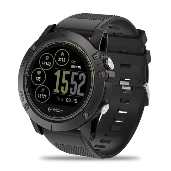 Tactical Smartwatch V3 EVO Black