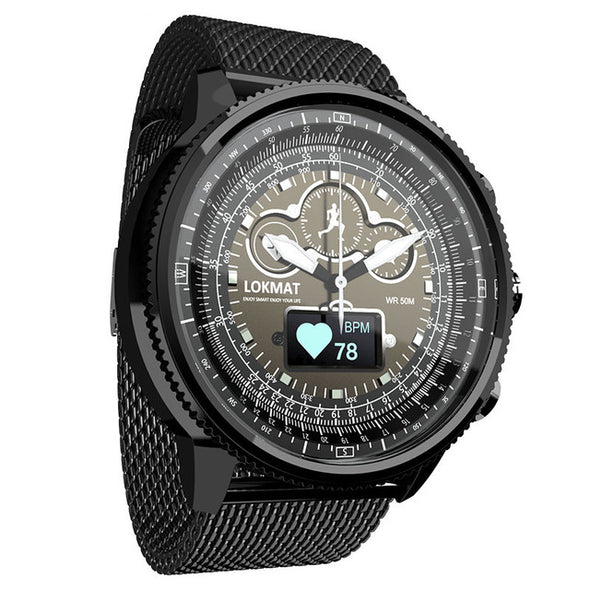 Tactical Smartwatch V11 Metal Black