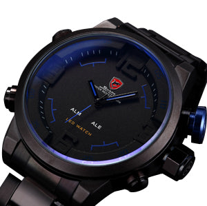 Reloj Militar LED Shark