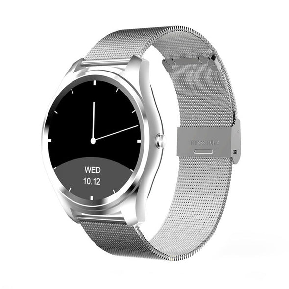 Smart Watch V10 Evolution Silver Blade