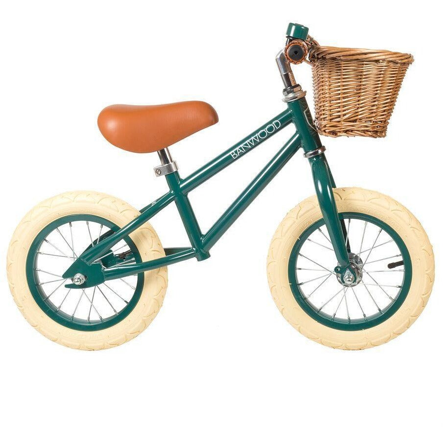 Banwood Play Banwood Balance Bike - Dark Green