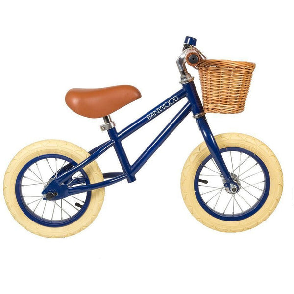 Banwood Play Banwood Balance Bike - Navy Blue