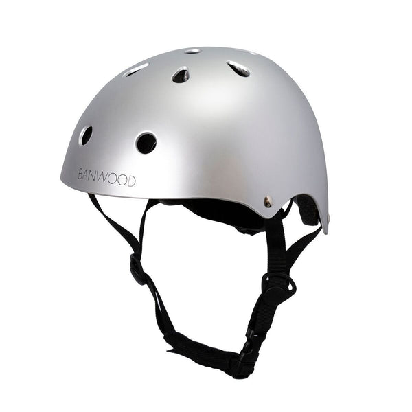 Banwood Play Banwood Helmet - Chrome (PRE-ORDER)