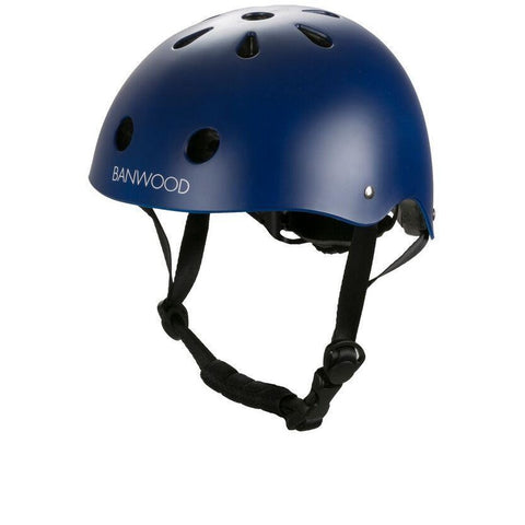 Banwood Play Banwood Helmet - Navy Blue