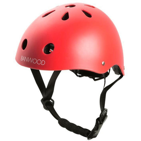 Banwood Play Banwood Helmet - Red