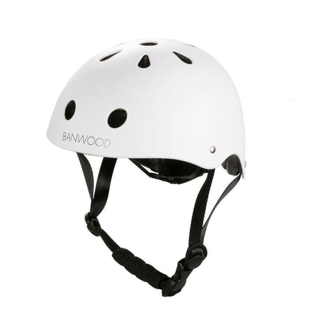Banwood Play Banwood Helmet - White
