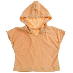Luca The Label Bottoms Luca the Label - Terry Hooded Shirt in Sunshine