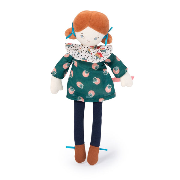 Moulin Roty Toys Les Parisiennes – Mademoiselle Blanche