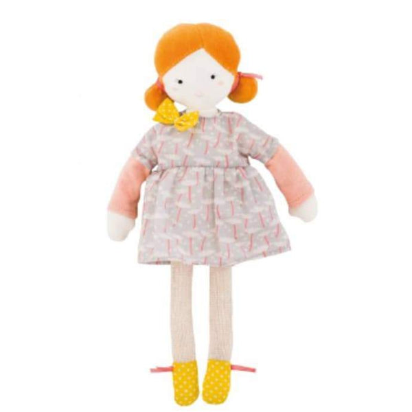 Moulin Roty Toys Les Parisiennes – Mademoiselle Blanche New