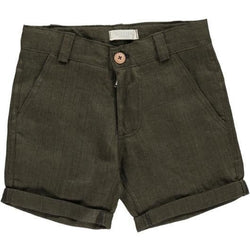 Olivier Kids Bottoms Jude Shorts - Knapsack