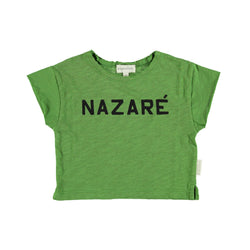 Piupiuchick Bottoms 12 Months T-Shirt - Green 'Nazare'
