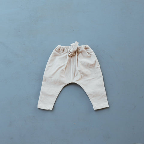 Velvet & Honey Bottoms Velvet Baby - Banjo Pants Sand