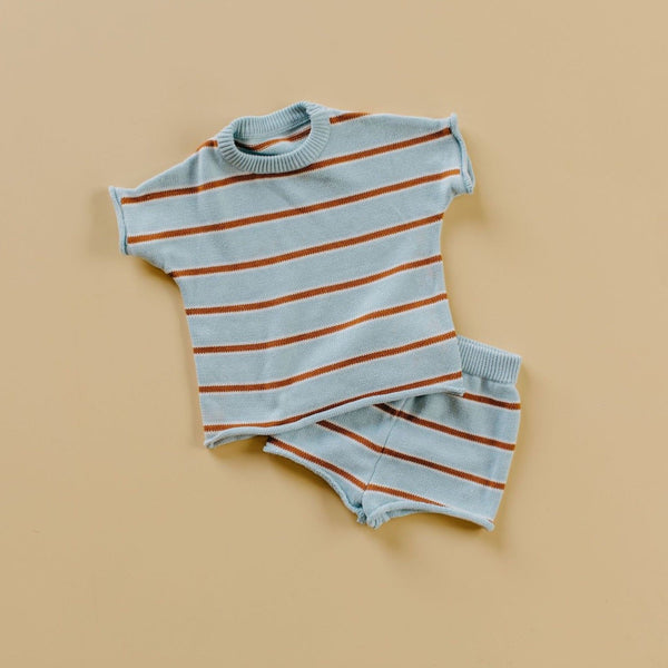 Wandr Sets Wandr - Striped Adventure set - Blue
