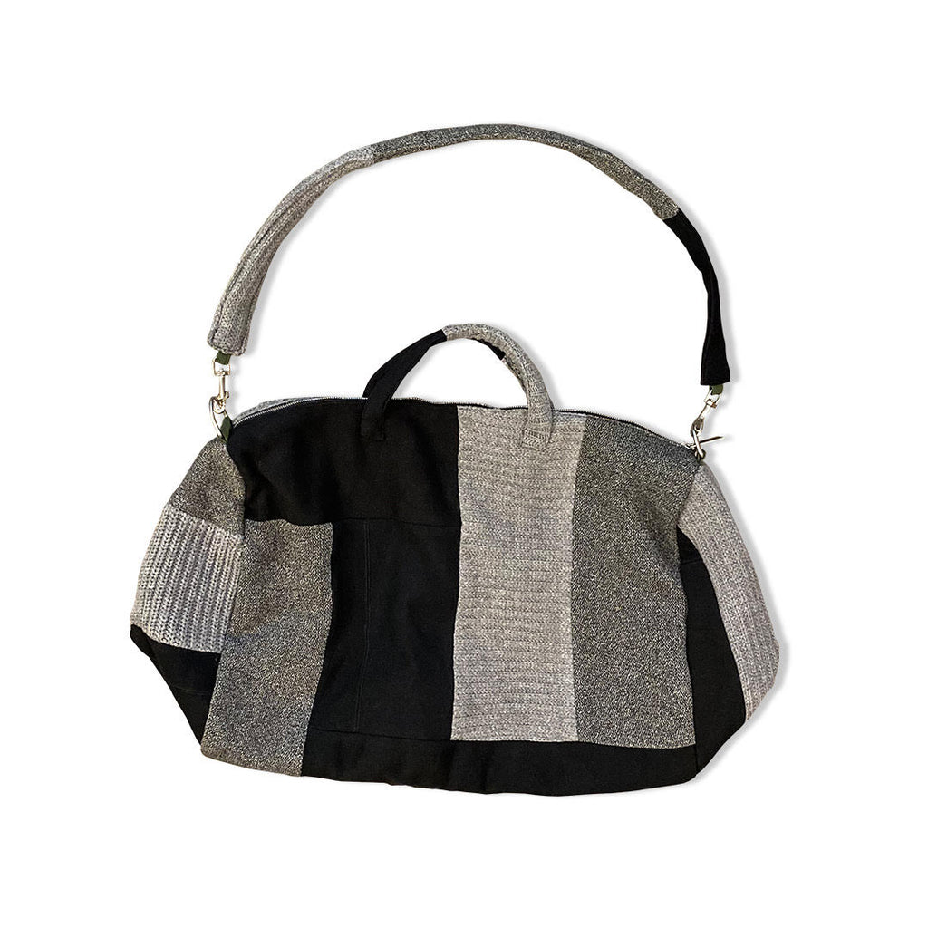 ELAN VITAL XL KNIT DUFFLE BAG