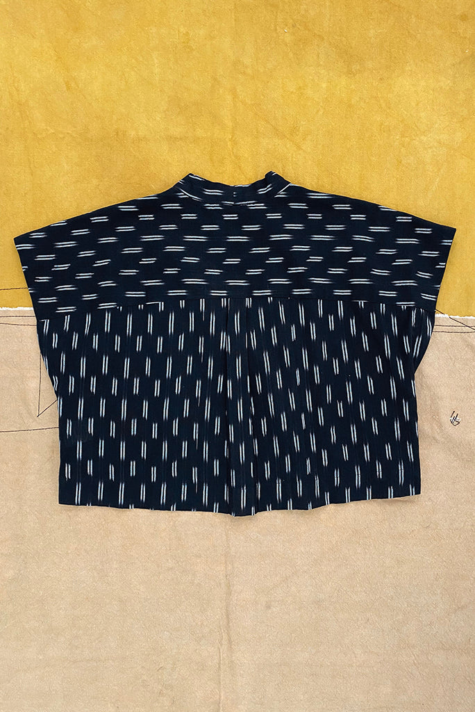 Alter Sycamore Top, Black Dash