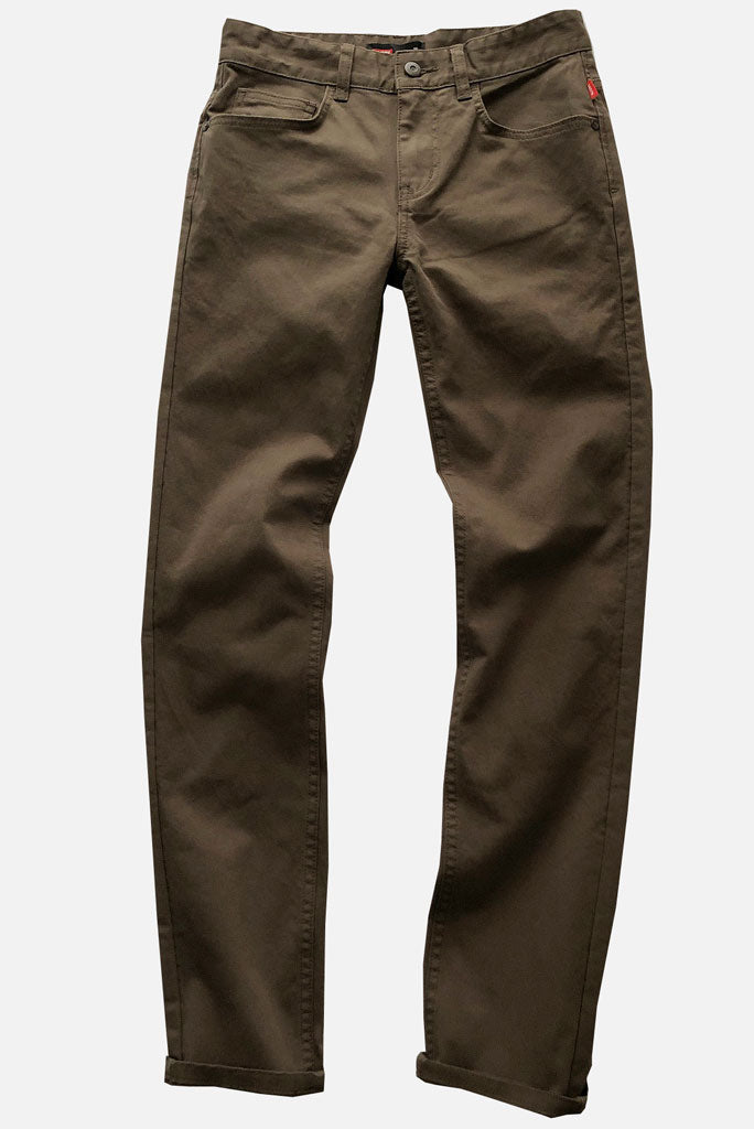 Goodstock Jean, PRG Brown