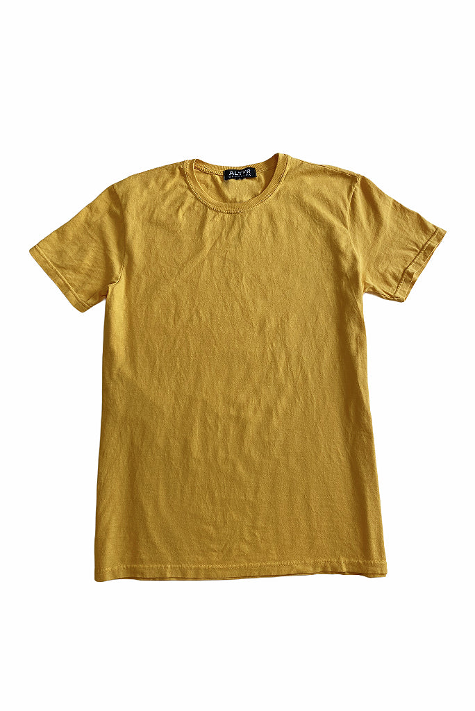 ALTER UNISEX HERITAGE TEE, 4 COLORS