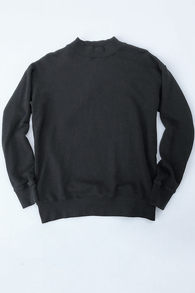 Mockneck Pullover Sweater, 3 Colors Available