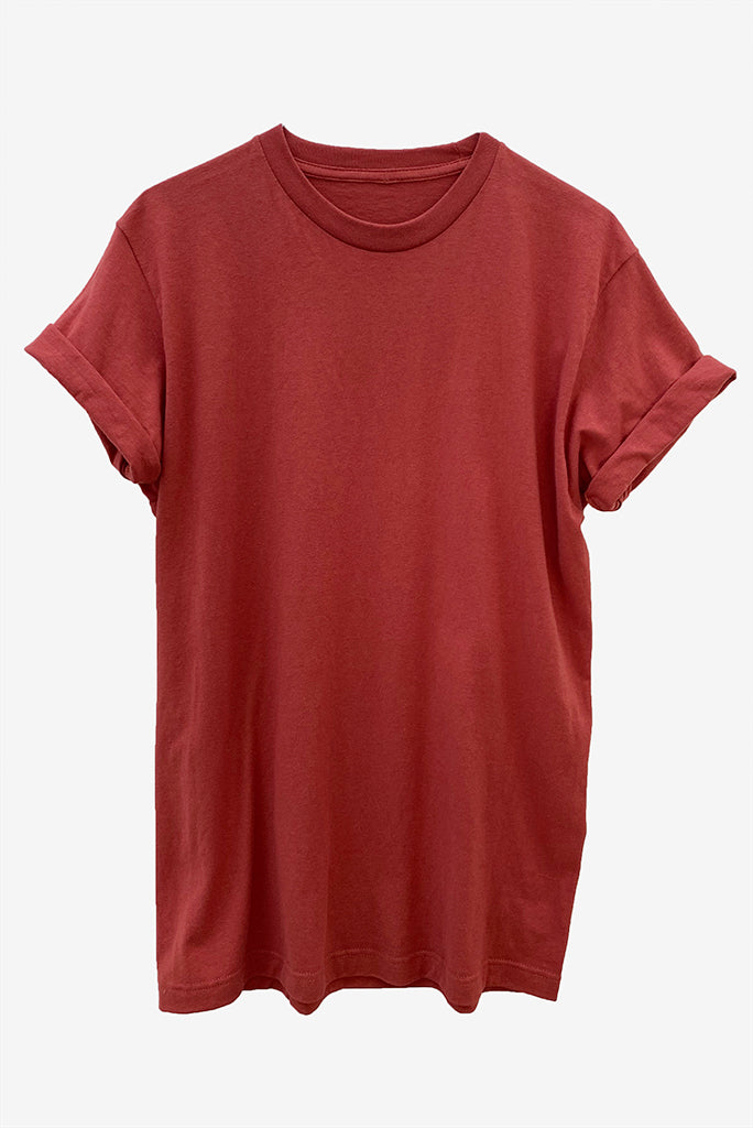 Basic Fine Jersey Tee Shirts, 4 COLORS