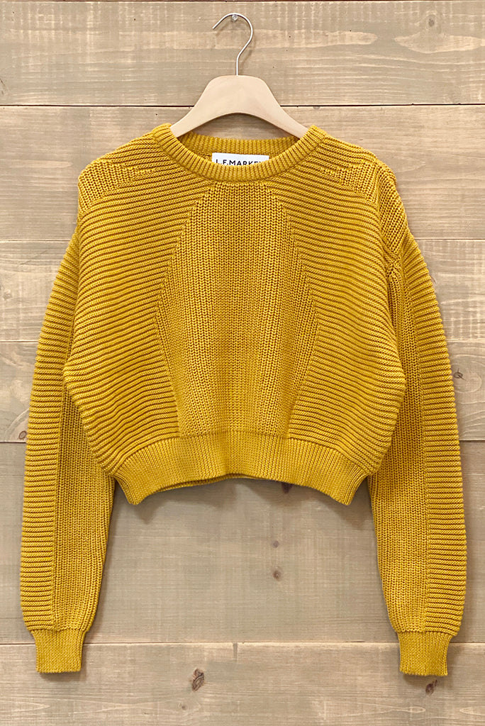 LF Markey Julius Knit, Saffron