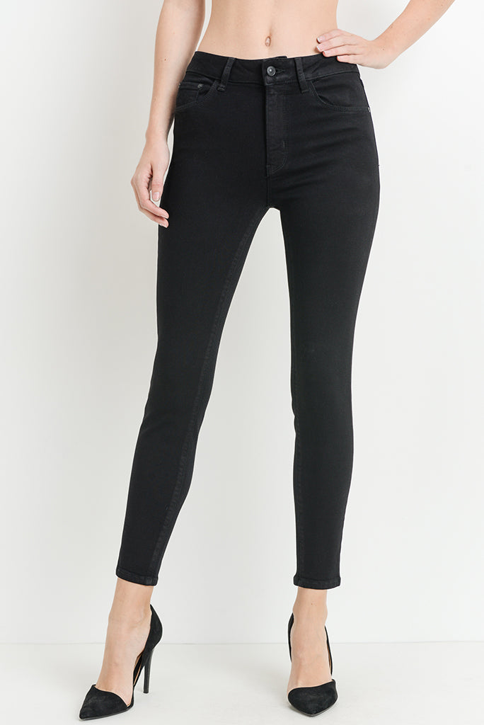 JBD High Rise Skinny, Black