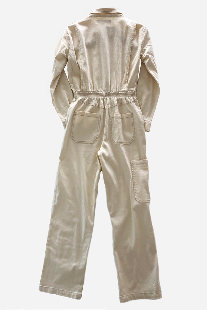 LF Markey Danny Boilersuit, Ivory