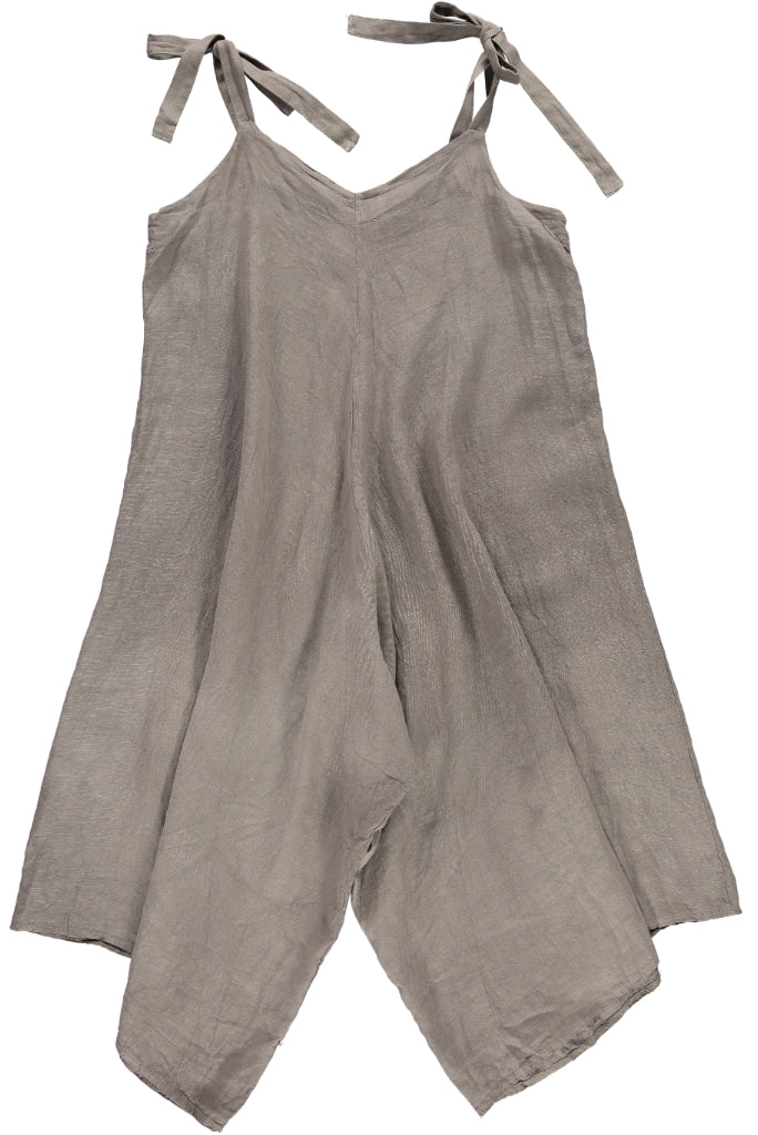 Alter wide leg JUMPER, Taupe