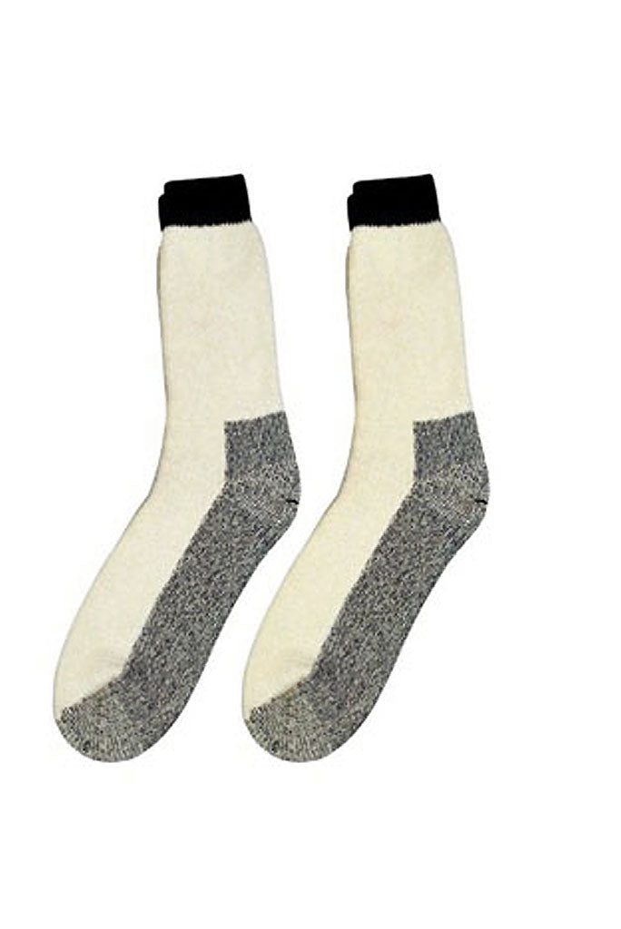 NATURAL THERMAL BOOT SOCKS