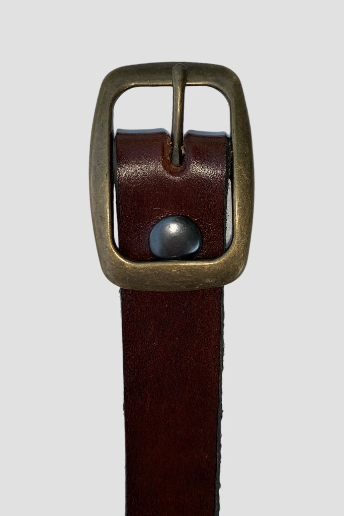 ALTER LEATHER BELT