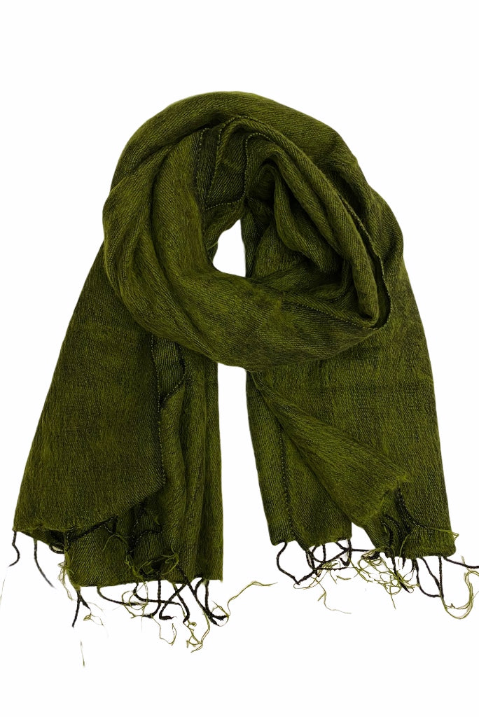 Nepal Shawl Scarf, AVAILABLE IN 10 COLORS