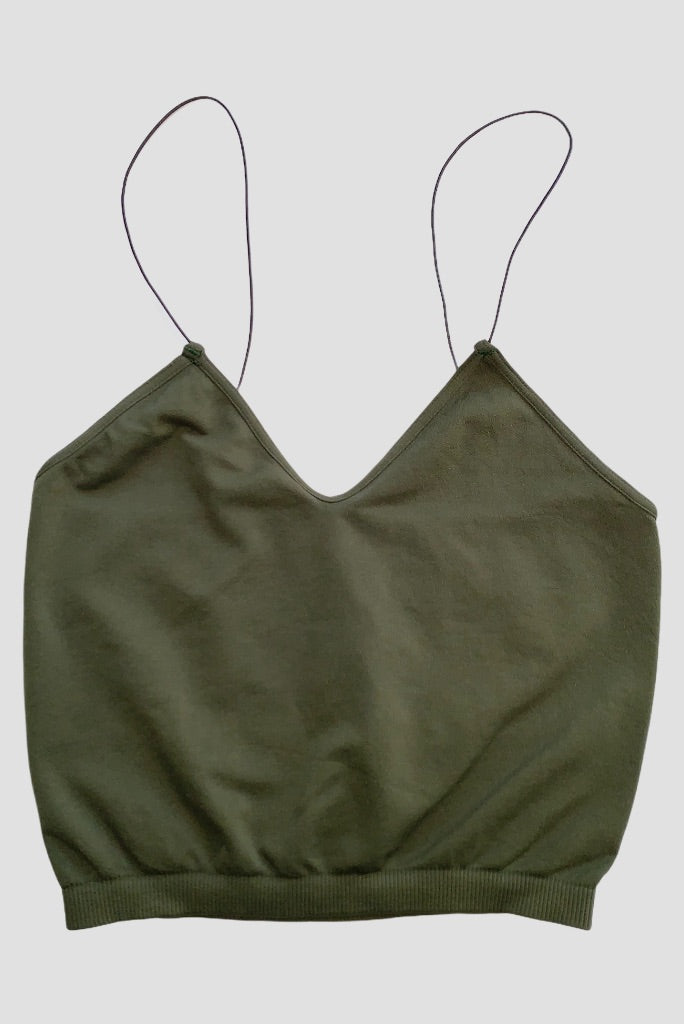 Skinny Strap Cami Top, 6 Colors