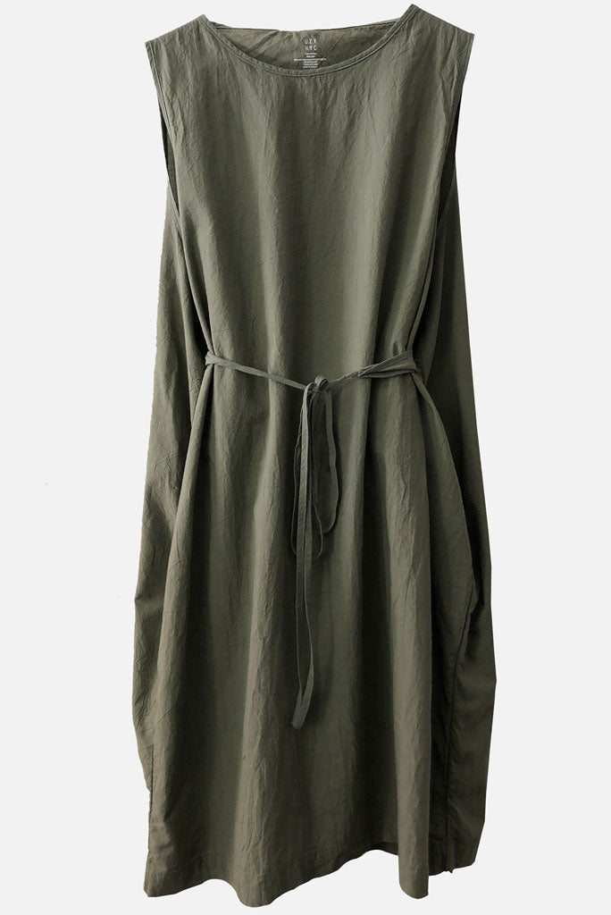 Oxford Dress - Army