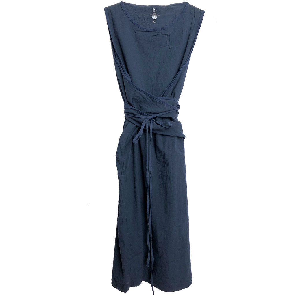 Oxford Dress, Navy