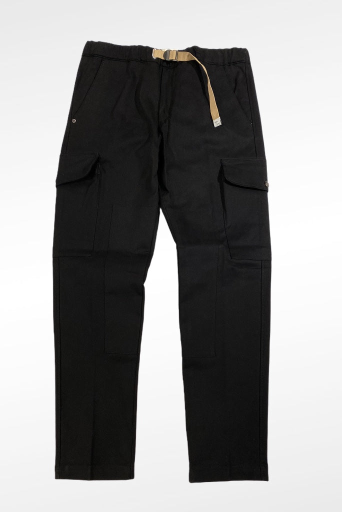 WHITE SAND STRETCH CARGO PANT