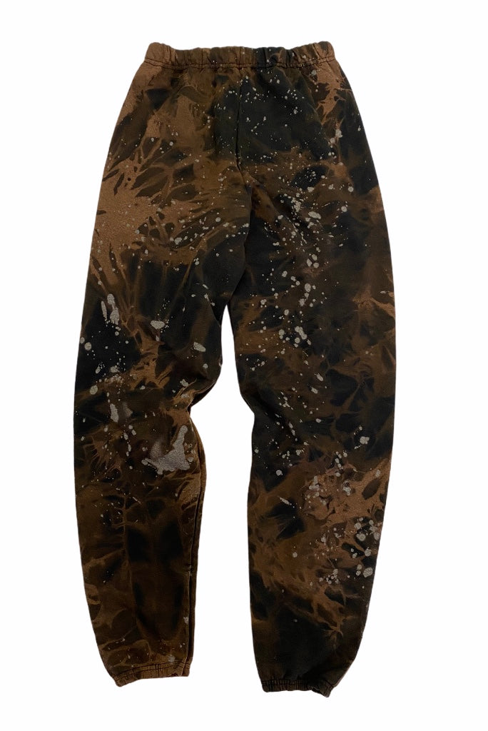TIE DYE SWEAT PANT, VARIOUS COLORS