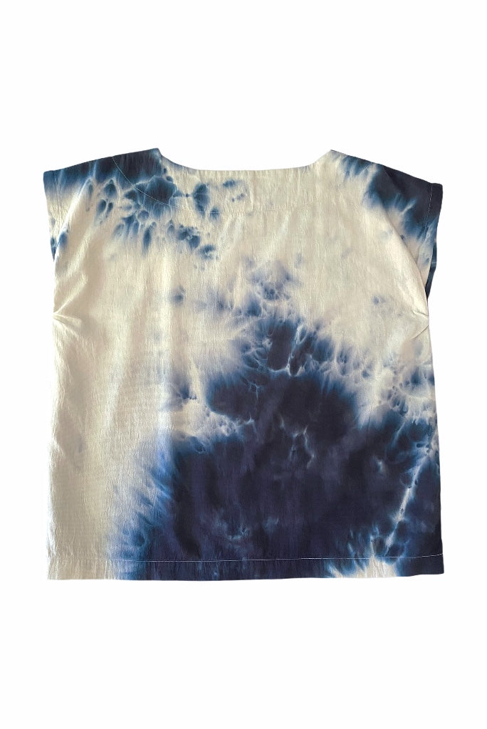 UZI ICE DYE TUNIC, 2 COLORS