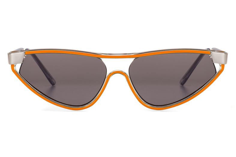 Spitfire Snap Sunglasses, Orange