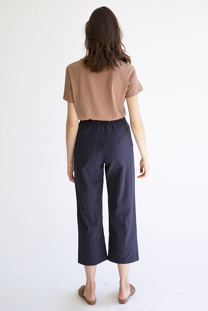 IIW Slash Pocket Crop Pant