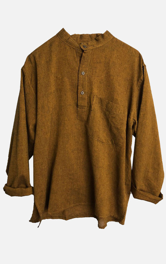 Kurta Shirt, Bronze
