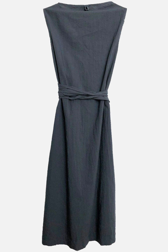 Oxford Dress, Charcoal