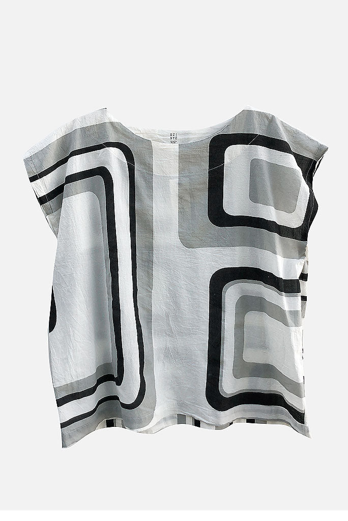 UZI Tunic Top, Zero