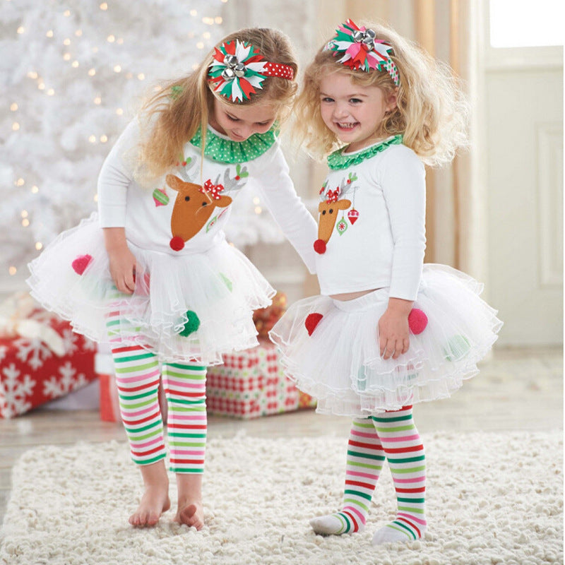 Reindeer 2 piece set