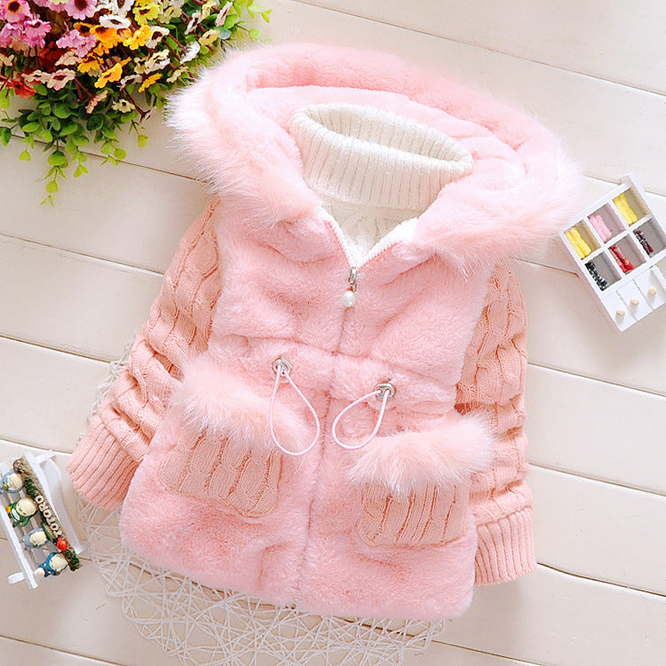 Cotton Lined Baby Jacket