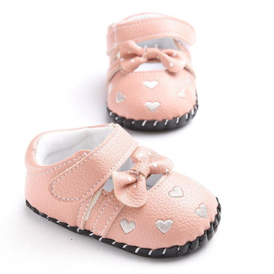 baby Soft shoes to learn shoes