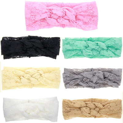 Baby Hair Band 7PCS Suit