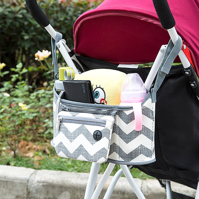 Stroller Organizer with Cup Holders