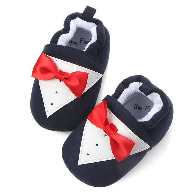 Baby Bow Shoes