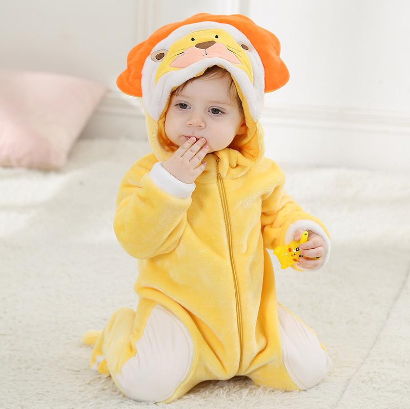 Baby Cute Lion Costume