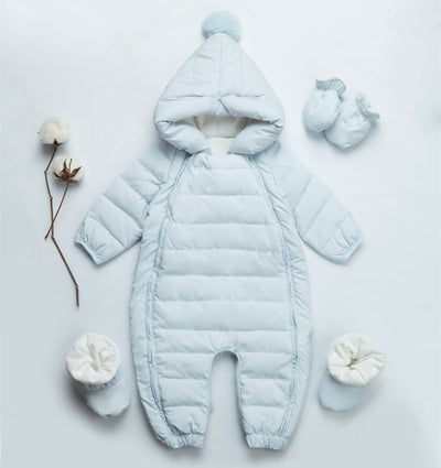 Baby Down jacket Romper Snowsuit