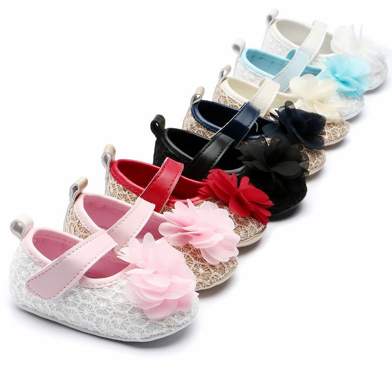Baby Flower Shoes